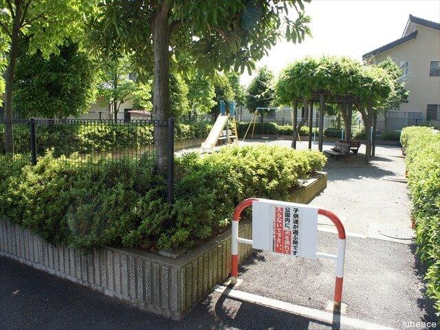 敷地内児童公園