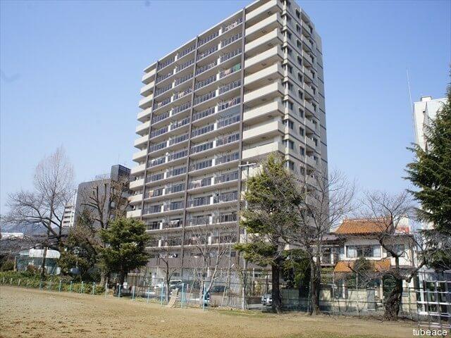 レーベンハイム長野ザ・タワー | 長野市マンションの中部エース