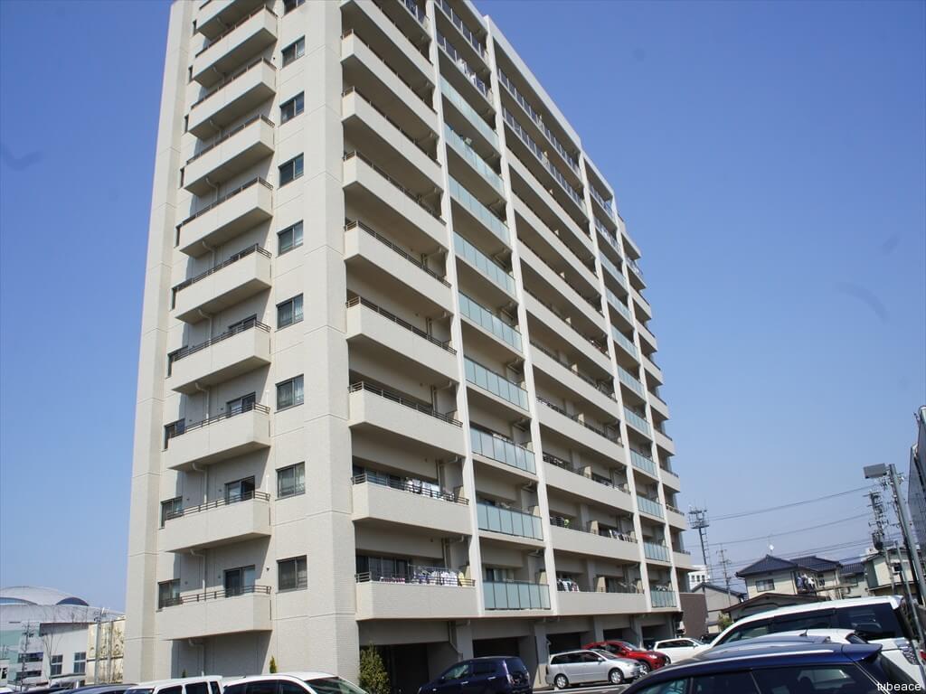 サーパス若里弐番館 | 長野市マンションの中部エース