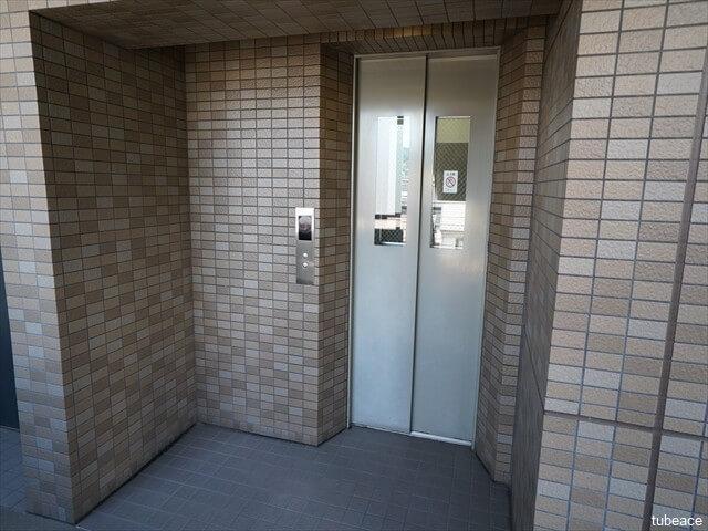 サーパス善光寺下・エレベーター