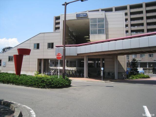 長電信濃吉田駅