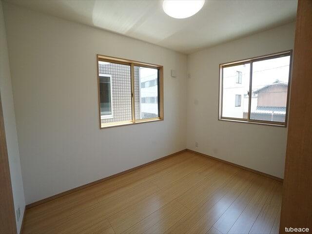 2階・寝室6帖