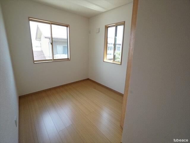 2階・寝室5.2帖