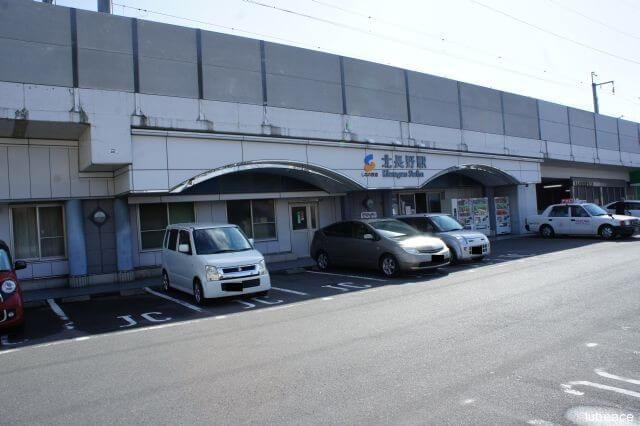 しなの鉄道北長野駅