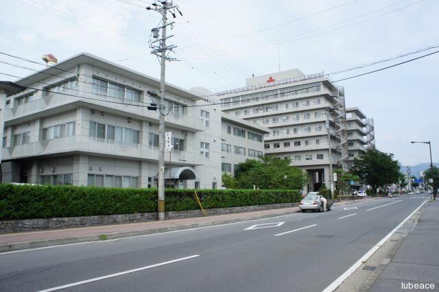 長野赤十字病院 約1,700m(徒歩22分)