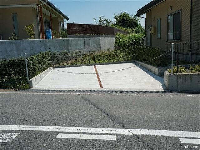 駐車スペース・2台分