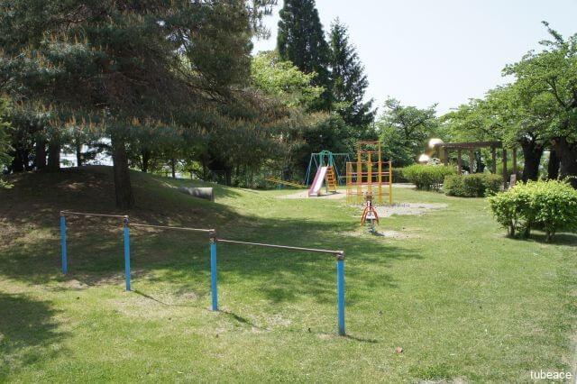 往生地公園 約530m(徒歩7分)