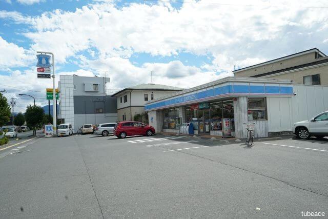ローソン青木島大塚店
