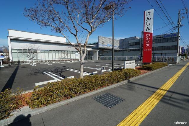 長野県信用組合古牧支店 約80m(徒歩1分)