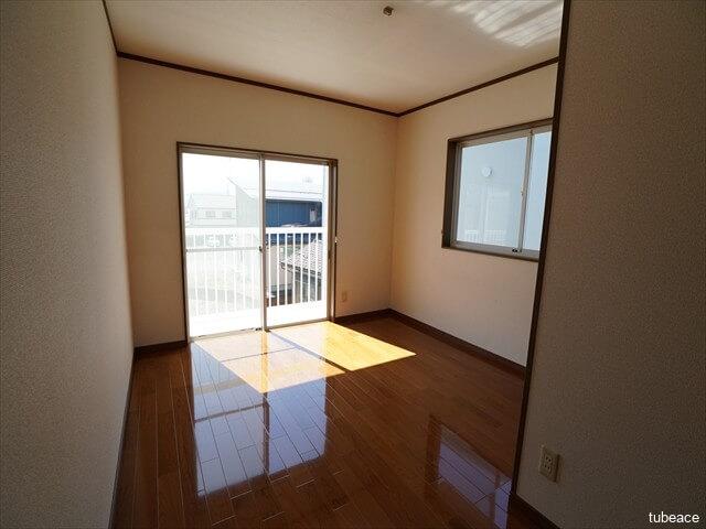 2階 洋室6.5帖