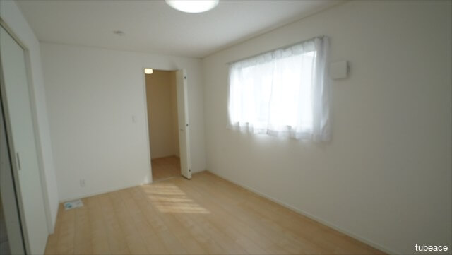 2階 洋室7.5帖
