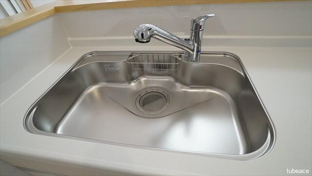 浄水器付混合水栓