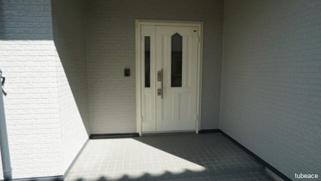 玄関・ダブルロックドア・モニタホン付