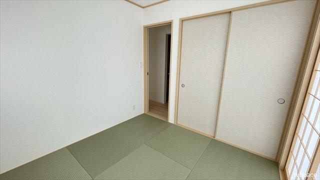 和室は客間としてもキッズスペースとしてもお使いいただけます。