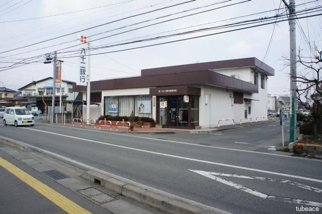 八十二銀行風間支店 約1,648m(徒歩21分)