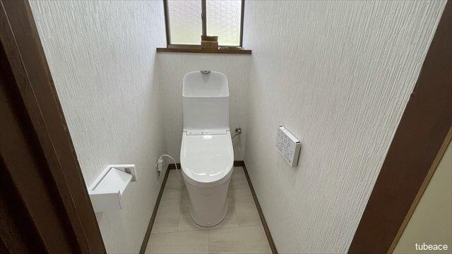 トイレ 現代の必需品!快適なシャワートイレです。