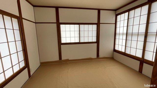 2階 和室6帖 やっぱり和む和室。客間としても重宝します。