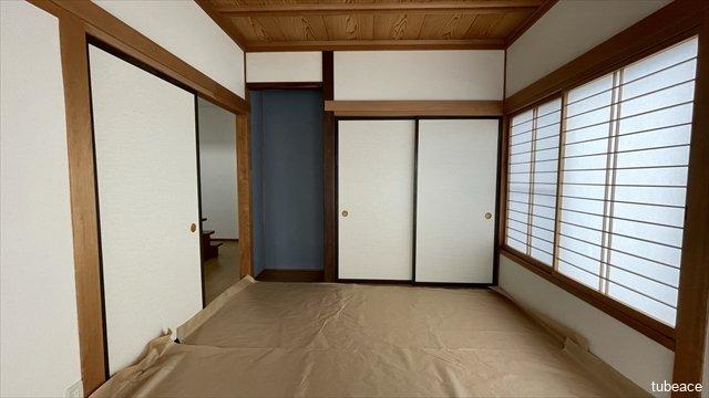 やっぱり和む和室。お子様のお昼寝やキッズスペースにも利用できます。